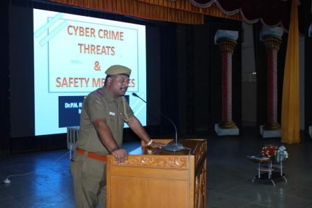 #  Project -   Cyber Crime Awareness Camp.   #
