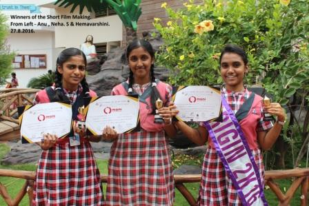 # Project - Inter school competitions.#