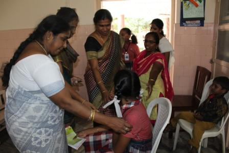 M - R     VACCINATION    DRIVE