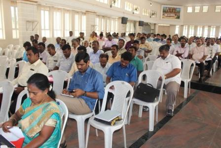 Department Of Education –Principal's Meet : 2018