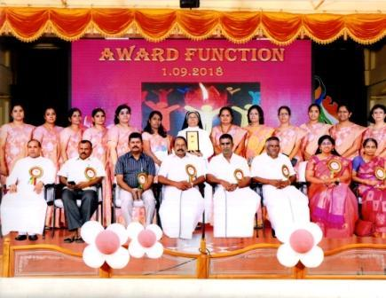 ACADEMIC   COMMITTEE OF   MATRICULATION  SCHOOLS –  AWARD FUNCTION : 2018