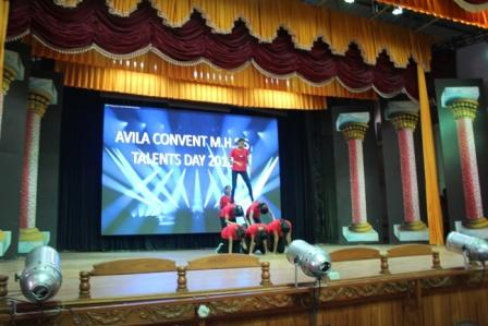 TALENTS  DAY