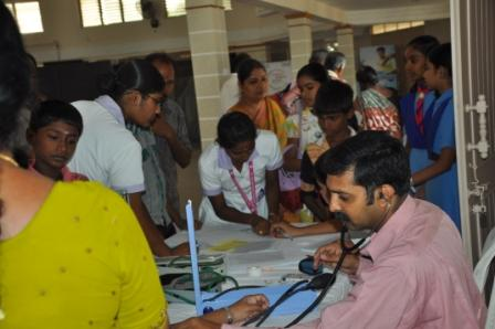 # Project 9 / 50 # , 2nd  FREE   MEDICAL   CAMP.