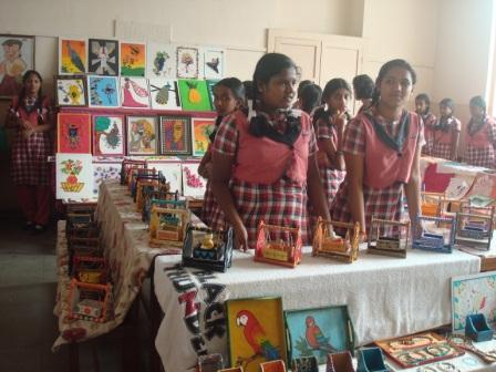 ANNUAL   ART &   CRAFT   EXHIBITION
