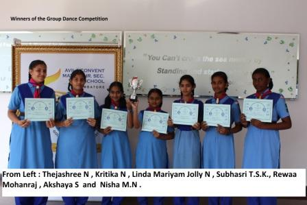 GUIDES  ZONAL  COMPETITION      2015-2016.