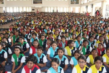 AWARENESS  ON   SOLID  WASTE  MANAGEMENT