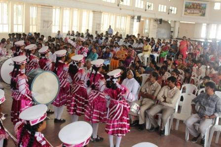 The District And Zonal Level Cultural Fest : 2018